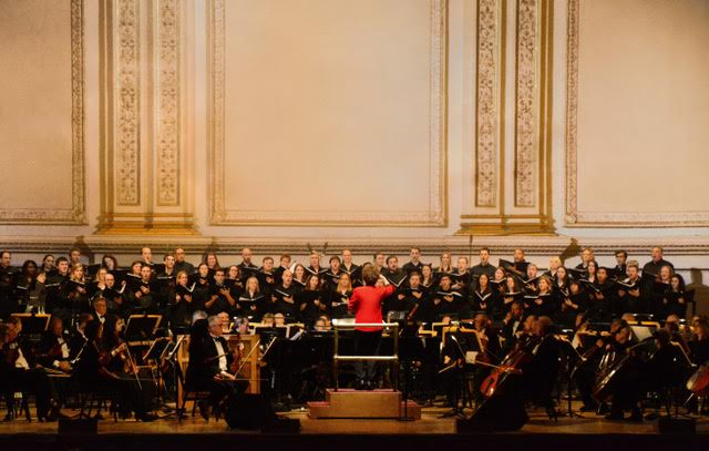 Carnegie Hall Holiday Concert